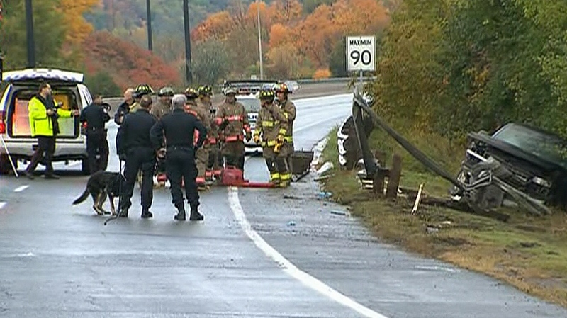 Dvp Closure Gallery: Southbound DVP Reopens Following Fatal Crash