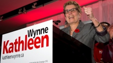 Wynne set to run for leader of Ontario Liberals