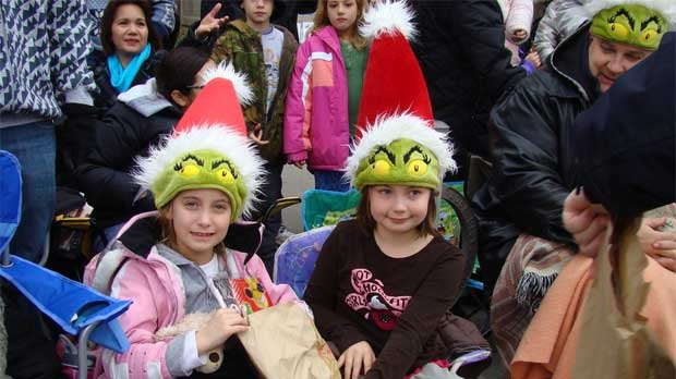 Santa Claus Parade photo archives