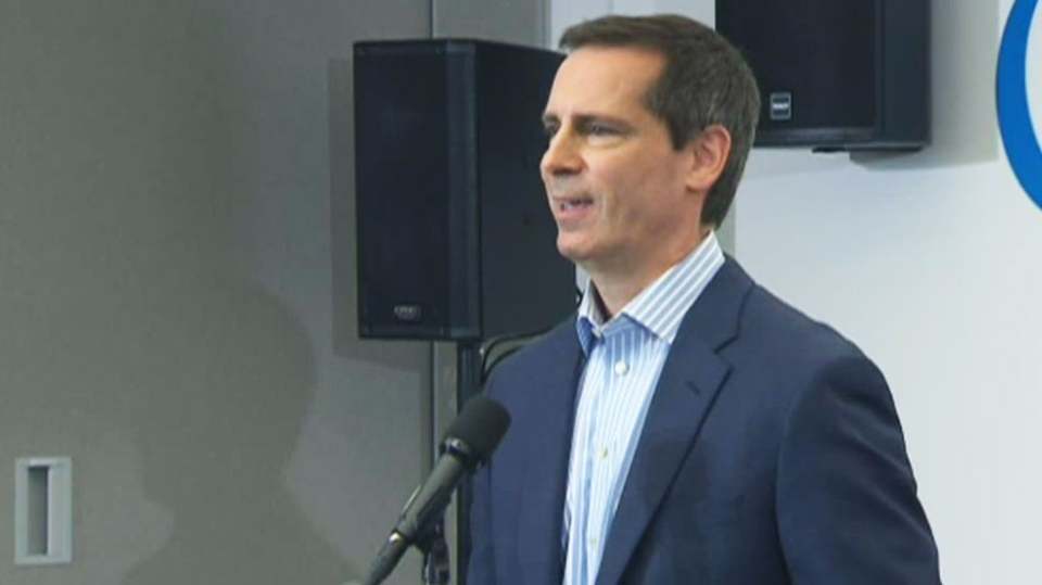 McGuinty announces tentative deal with OMA Tuesday, Nov. 13, 2012.