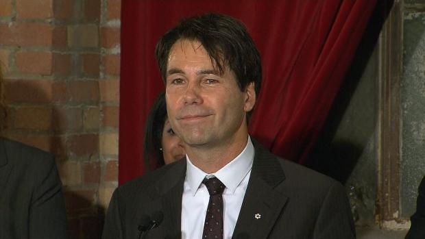 Hoskins road tolls Ontario liberal leadership