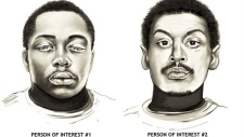 Danzag persons of interest sketches
