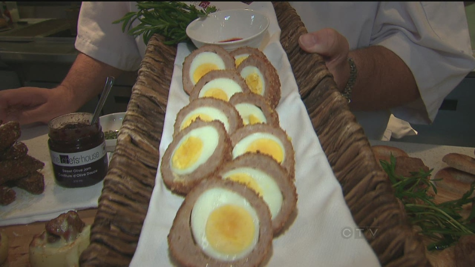 CTV Toronto: Grey Cup party food goes gourmet
