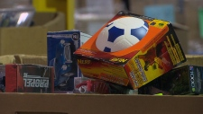 Police locate three truckloads of stolen toys
