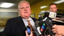 Rob Ford to run again