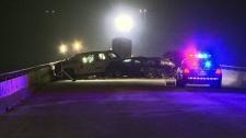 Fatal multi-vehicle pileup in Caledonia