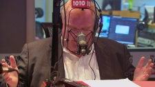 Toronto Mayor Rob Ford on his radio show