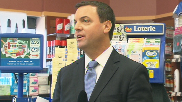 Hudak wants Ontario out of gambling business