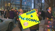 CTV Toronto: Ontario's teachers take strike action
