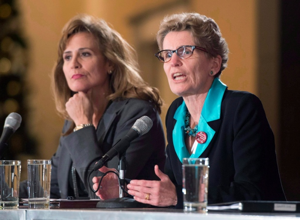 Candidates distance themselves from McGuinty