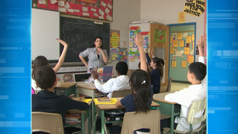Elementary school teachers in York Region are set to hold a one-day strike on Thursday, Dec. 13.
