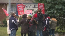 One-day teachers strike in Ontario