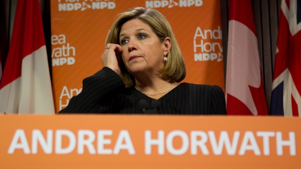NDP prepared to work with new Liberal premier