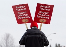 Teachers to outline plans for future protests
