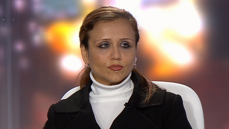 Yasmin Nakhuda appears on CTV News Channel, Wednesday, Dec. 19, 2012.