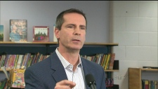 McGuinty proposes 'locked door' policy for schools
