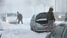Snowstorm ottawa