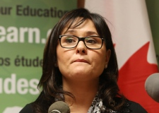 Aglukkaq pleads for Spence to end hunger strike