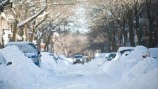 Winter storm batters eastern Canada