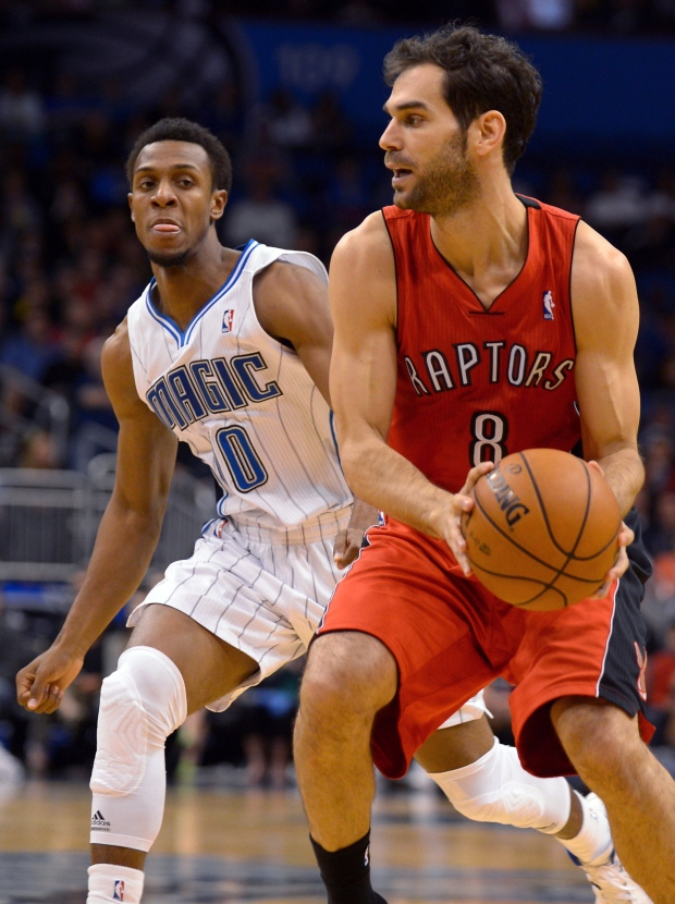Raptors beat Orlando Magic for second road win