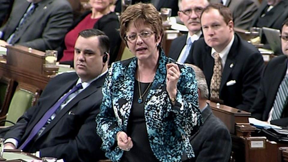 Human Resources Minister Diane Finley has ordered an investigation, after a USB key was lost, containing thousands of Canadians' personal information.