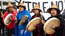 Idle No More protests move south of the border