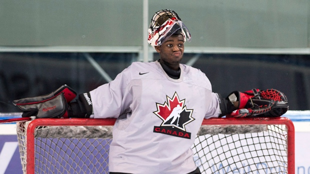 Malcolm Subban Canada U.S. world junior hockey