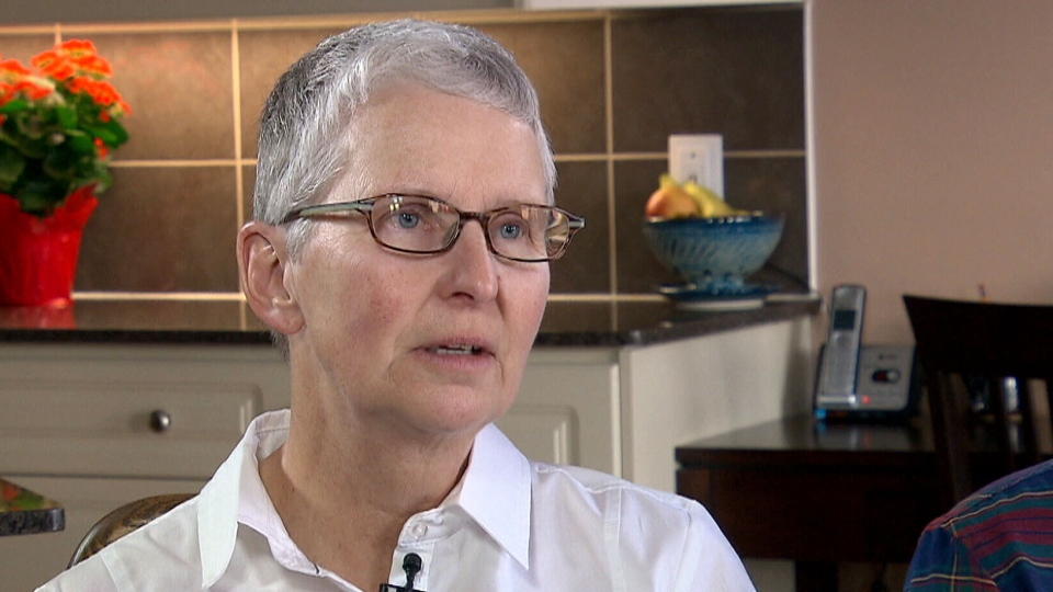 Susan Parish, diagnosed with a rare form of dementia at just 59, wants to remove the stigma associated with dementia.