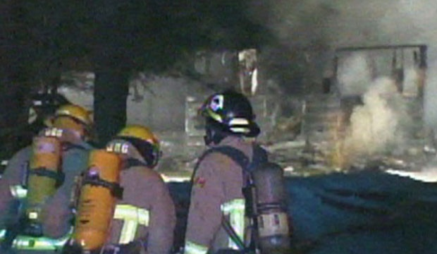 Innisfil, fire, blaze, homeowner