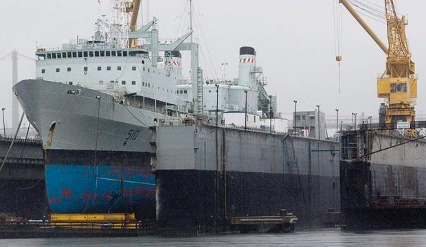 Navy supply ships, canada, purchase