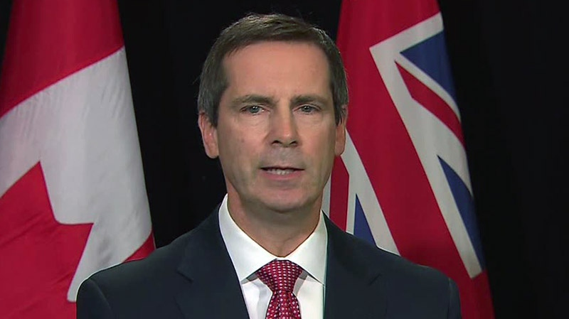 Ontario Premier Dalton McGuinty speaks at a press conference in Toronto on Wednesday, Jan. 9, 2013.