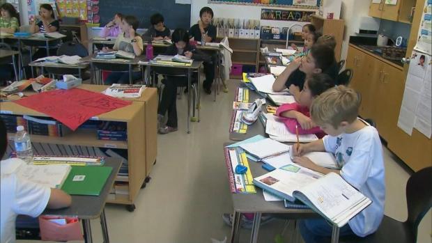 Ontario teachers' protest