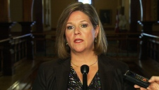 Horwath open to working with Liberals, coalition