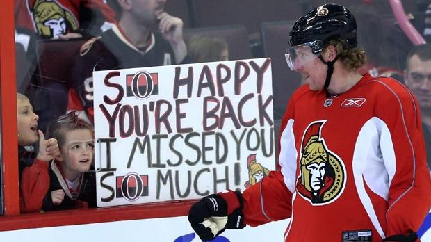 NHL regular season begins after lockout
