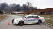 Oshawa fire prompts evacuation