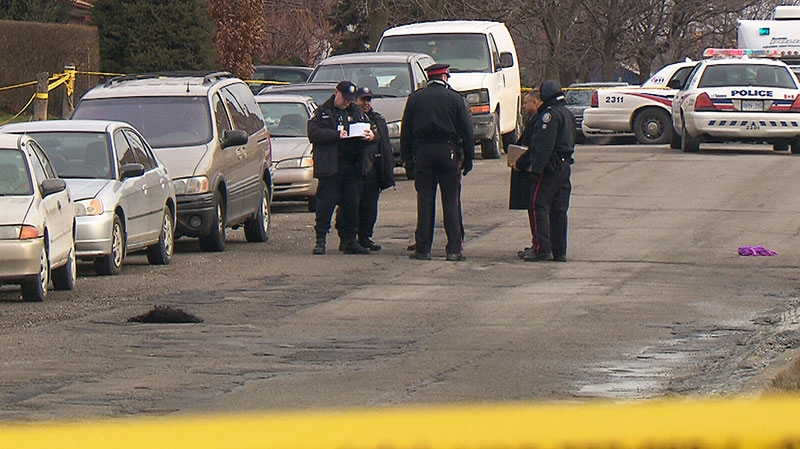 Homicide detectives are investigating after a woman in her mid-20s was found dead early Saturday, Jan. 19, 2013.