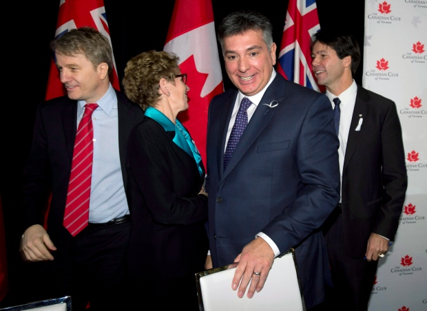 Charles Sousa runs for Ontario Liberal leadership