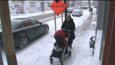 Debate over strollers on TTC