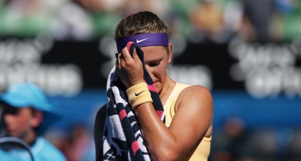 Victoria Azarenka, Australian Open, Grand Slam