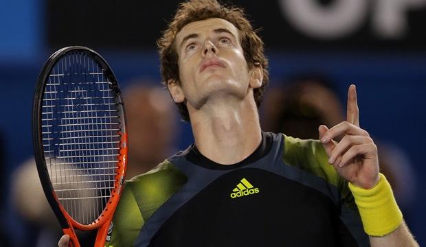 Andy Murray, Roger Federer, Australian Open