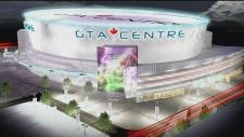 CTV Toronto: Markham mulls $325M hockey arena