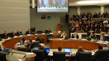 Markham City Council new arena vote