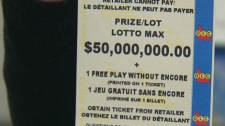how to calculate lotto max odds