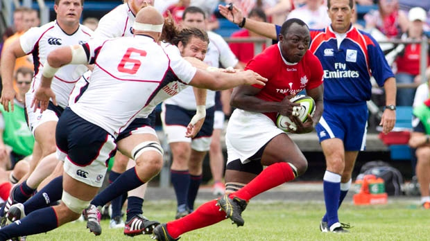 Canada defeats South Africa Wellington Sevens