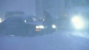 Snow Toronto teaser