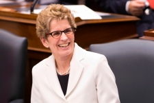 Ontario throne speech vows to improve labour