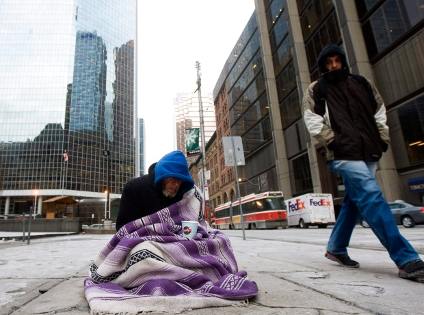 OCAP says Toronto is in need of more shelter beds