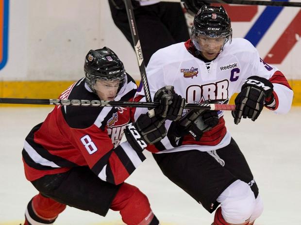 Seth Jones NHL draft prospect Portland WHL