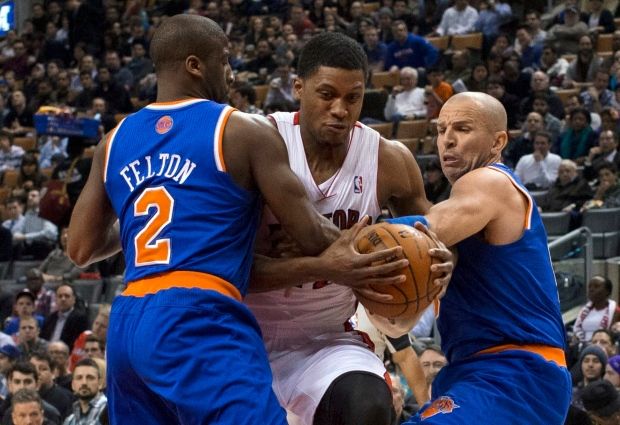 Raptors, Rudy Gay, New York Knicks