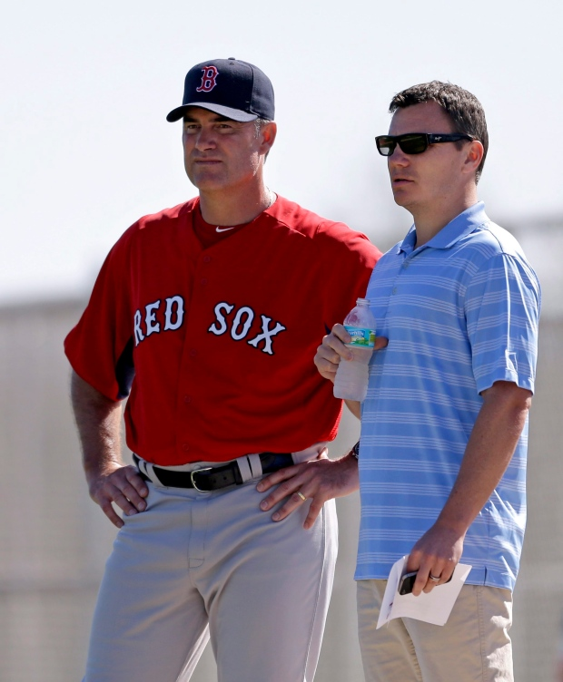 John Farrell Boston Red Sox Toronto Blue Jays